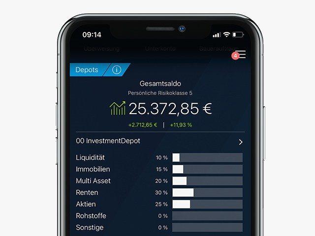 Deutsche Bank Mobile - App