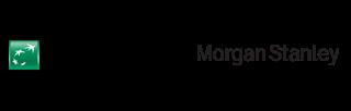 BNP Paribas und Morgan Stanley