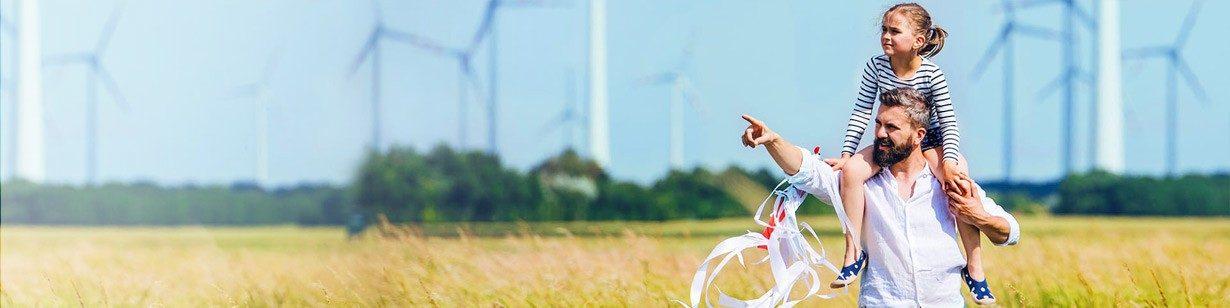 Zukunftsthemen - Saubere Energie